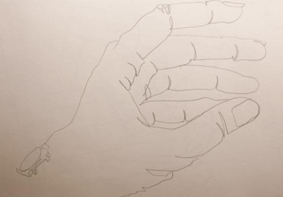 contour-hand