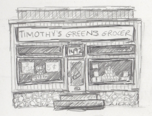 Sketched Grocery