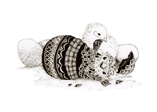 Fallen-Chick